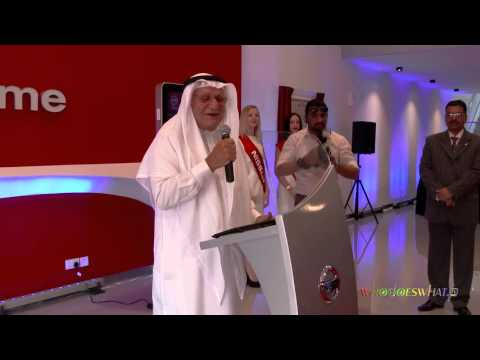 NISSAN SHOWROOM (NEW) OPENS ARAD - BAHRAIN