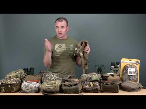 Binocular Harnesses Overview/Comparison