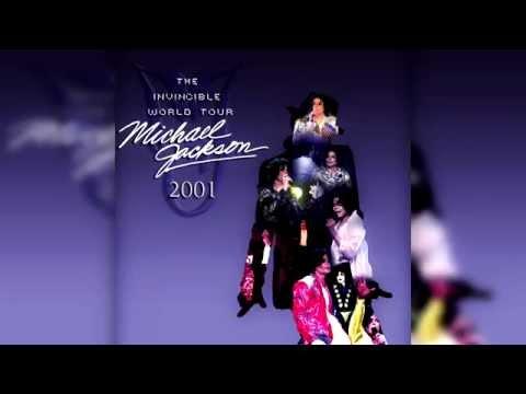 Michael Jackson - Invincible (Studio Version ) (The Invincible World Tour 2001)