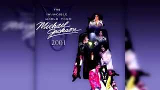 Michael Jackson - Invincible (Studio Version ) (The Invincible World Tour 2001)
