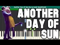 Another Day of Sun Piano Tutorial Free Sheet Music La La Land Soundtrack
