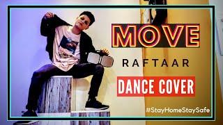 Gambar cover MOVE - Raftaar Dance Cover | Mr Nair | Saurabh Lokhande | Aman Adhikari