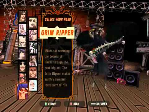 guitar hero 3 desbloquear youtube. Black Bedroom Furniture Sets. Home Design Ideas