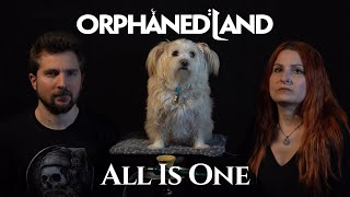Orphaned Land - All Is One (Vocal Cover by Ilias Michailakis feat. Vera Michailaki)