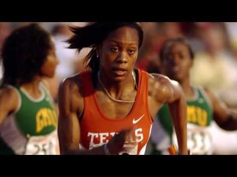 Texas Sports Hall of Fame induction: Sanya Richards-Ross [Feb. 27, 2014]