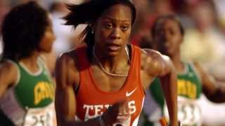 Texas Sports Hall of Fame induction: Sanya Richards-Ross [Feb. 27, 2014]