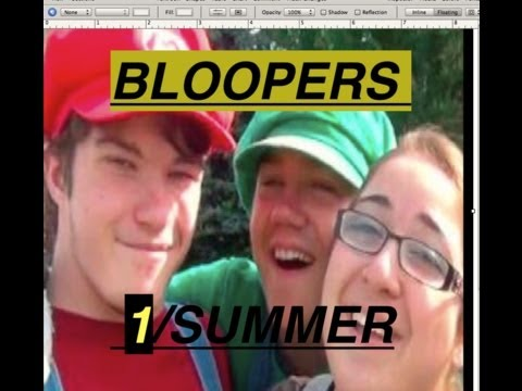 YMB: Summer Vacation - Episode 1 (BLOOPERS)
