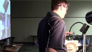 Turning a Thin Elm Burl Matt Keim