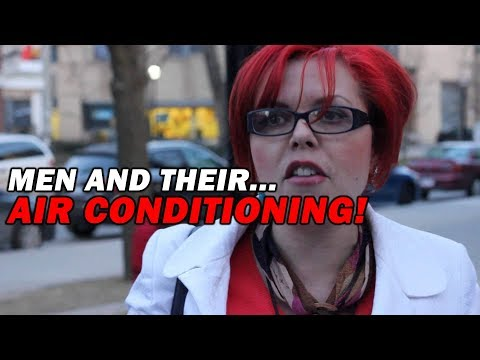 Air Conditioning Is Apparently Unhealthy, Bad, And Sexist
