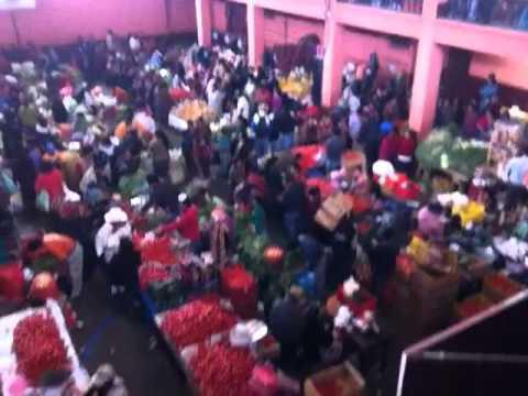 Fruit & Veggie Market - Chichicastenango, Guatemala