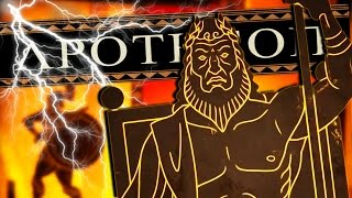 BATTLE FOR THE GODS | Apotheon #1
