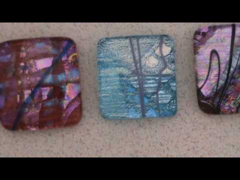 Dichroic Cabochons And Fusing Glass 1a How To Fuse Glass