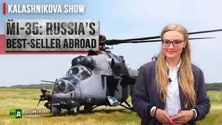 Mi-35: Russia's Best-Seller Abroad | The Kalashnikova Show. Episode 18