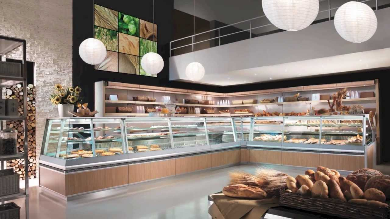 arredamento multifood per pasticceria, panetteria, gelateria ... - Arredamento Interni Gelateria