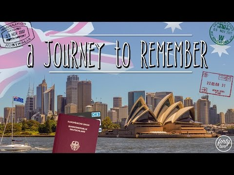 Work and Travel Australia Aftermovie - A Journey To Remember feat. Australia, NZ and South East Asia