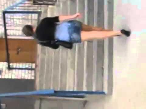 девушка на каблуках прикол