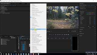 Видеоурок: cоздаем видеоролик с эффектом Slow Motion в видеоредакторе Adobe Premiere Pro.