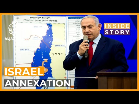 Will West Bank annexation trigger turmoil? | Inside Story