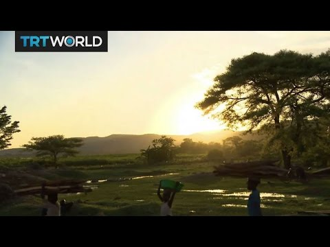 Uganda Refugee Camp: South Sudanese people find refuge in Bidi Bidi