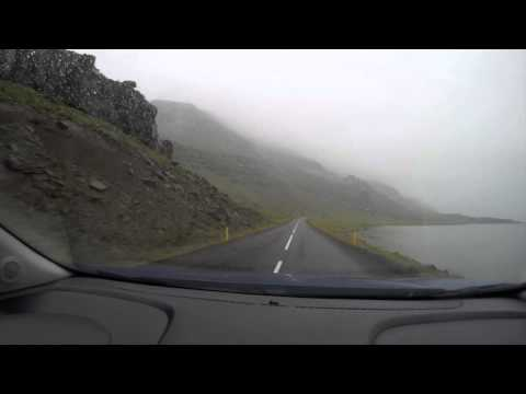 Timelapse around entire Iceland Ring Road in September