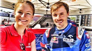 Samochód na DAKAR, DAKAR racing car - Kuba Przygoński & Orlen Team - Iwona Blecharczyk 2019/59