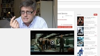 Gratis Google Leihfilm durch Chromecast Gerät