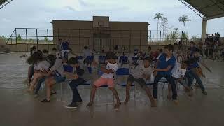 """Rio Pardo/RO - E.E.E.F.M.Fernando de S. Gomes e o """"Dia da Criança"""" - Vídeo 384 - Deus seja louvado"""