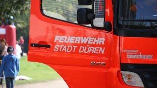 [Sirenenalarm] LF 16/12 + TLF 16/24-Tr FF Düren LG Birkesdorf
