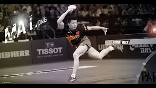 MA LONG-Number 1 Table Tennis Player(best points)
