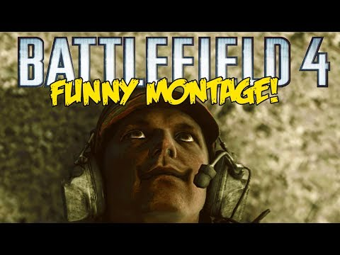 Battlefield 4 Funny Montage! - C4 Troll FAIL, Team mate Trolling ,Horse S***T (BF4 funny moments)