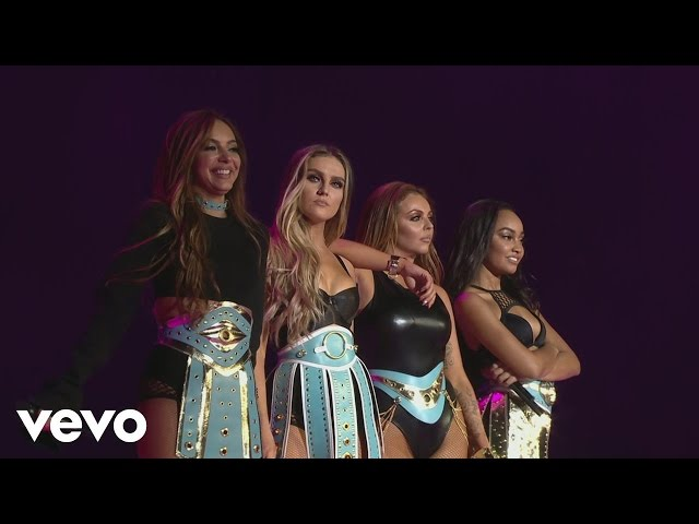 Little Mix - Shout Out to My Ex (Live from Capital FM's Jingle Bell Ball)