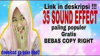 Download 35 SOUND EFFECT YANG SERING DIPAKAI OLEH YOUTUBER + Link downloadnya