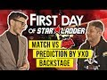 First day of Starladder: match vs HR, prediction by yХo, backstage