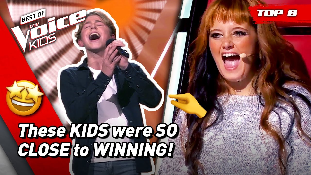 The BEST Runner-Ups of The Voice Kids 2021! 🤩| Top 8