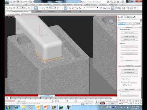 3dsMax Training for Inventor User: 01 이송장치