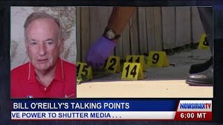 Bill O'Reilly's Talking Points Memo - Violence and Racism in Chicago