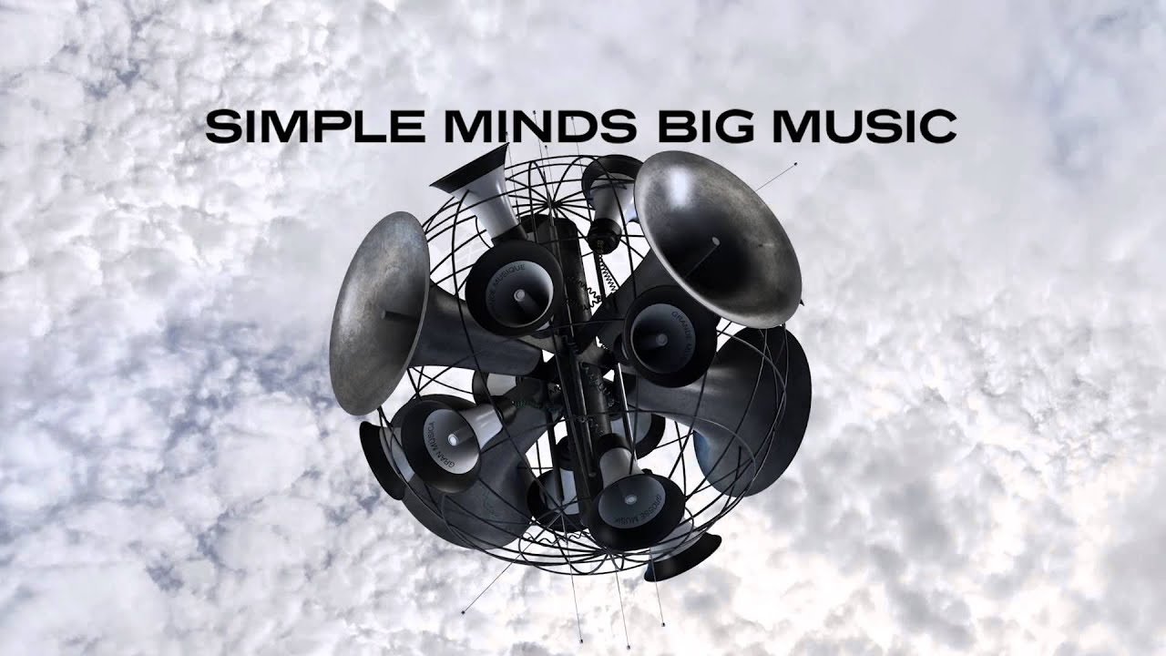simple minds - big music coming soon