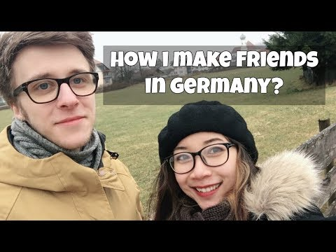 How I make friends in Germany? 😎 (Vietsub included) from YouTube · Duration:  5 minutes 24 seconds