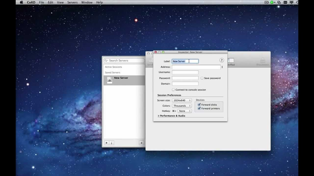 How To Remote Desktop On Mac