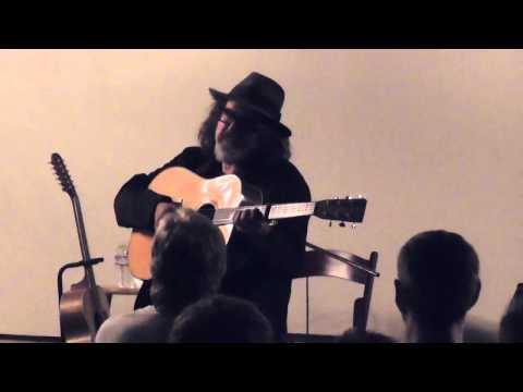 Peter Case sings