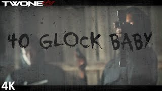 Jungle Muzik Larry- 40 Glock Baby [TwoneShotThat]
