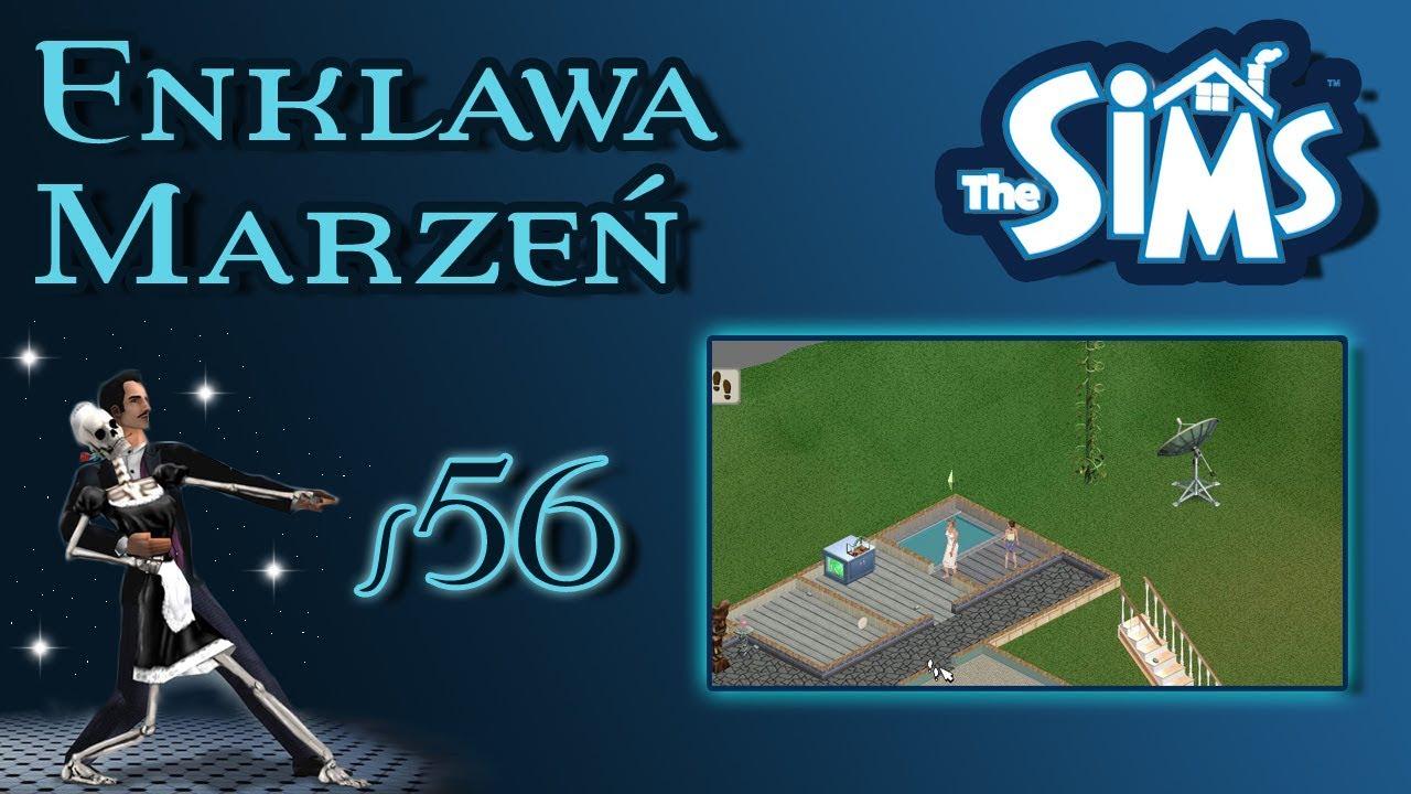 """Enklawa Marzeń odc. 56 – The Sims 1 – """"Specjalna ofiara"""""""