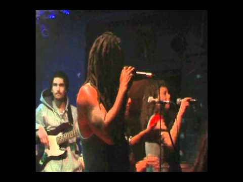 """Ethiopia"" King Kalabash & Riddimshot live at Cross Club 2009"