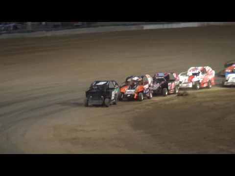 Indee Car feature Independence Motor Speedway 6/24/17