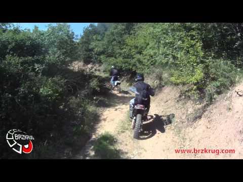 Bojan Lazov MKD - On-board Route: Veles-Begovo Pole-Karadzica