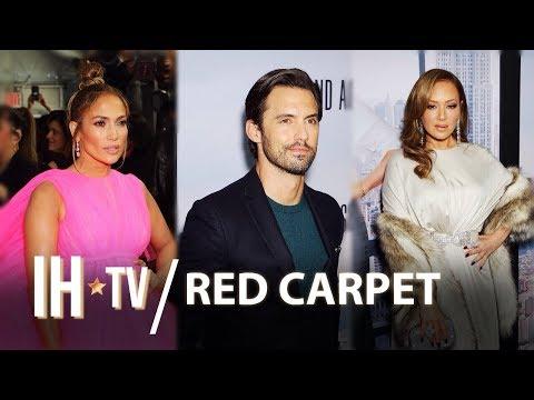 Second Act Premiere - Jennifer Lopez & Cast Red Carpet Interviews [HD] Mp3
