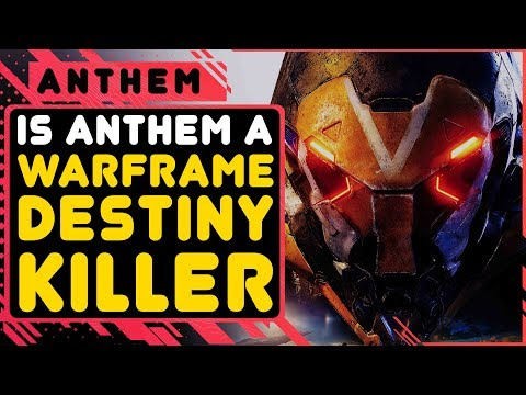 Anthem a Warframe & Destiny Killer? \\ People Cancelling Pre-Orders thumbnail