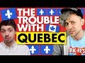 Quebec makes Canada's politics really weird