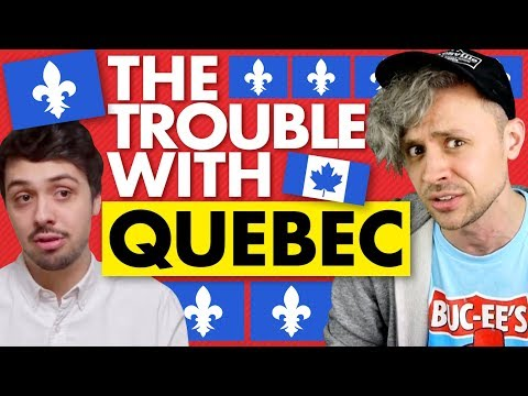 Quebec Makes Canada's Politics Really Weird