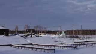 Берега Удачи - Участки на Волге у деревни Красное(Въезд в поселок